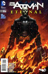 Cover for Batman Eternal (DC, 2014 series) #25