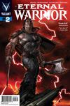 Cover for Eternal Warrior (Valiant Entertainment, 2013 series) #2 [Cover C - Clayton Crain]