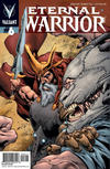 Cover for Eternal Warrior (Valiant Entertainment, 2013 series) #6 [Cover B - Diego Bernard]