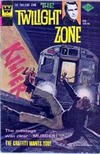 Cover for The Twilight Zone (Western, 1962 series) #64 [Whitman]