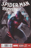 Cover for Spider-Man 2099 (Marvel, 2014 series) #3