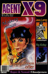 Cover for Agent X9 (Semic, 1976 series) #8/1992