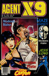 Cover for Agent X9 (Semic, 1976 series) #10/1992