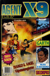 Cover for Agent X9 (Semic, 1976 series) #11/1992