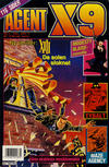 Cover for Agent X9 (Semic, 1976 series) #3/1993