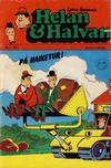Cover for Helan og Halvan (Illustrerte Klassikere / Williams Forlag, 1963 series) #1/1977