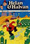 Cover for Helan og Halvan (Illustrerte Klassikere / Williams Forlag, 1963 series) #10/1976