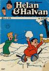 Cover for Helan og Halvan (Illustrerte Klassikere / Williams Forlag, 1963 series) #3/1976