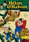 Cover for Helan og Halvan (Illustrerte Klassikere / Williams Forlag, 1963 series) #12/1975