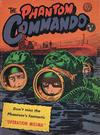 Cover for Phantom Commando (Horwitz, 1959 series) #5
