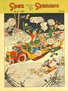 Cover for Spøk og Spenning (Oddvar Larsen; Odvar Lamer, 1950 series) #2/1950