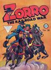 Cover for Zorro (L. Miller & Son, 1952 series) #80