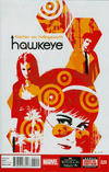 Cover for Hawkeye (Marvel, 2012 series) #20