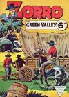 Cover for Zorro (L. Miller & Son, 1952 series) #78