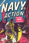 Cover for Navy Action (Horwitz, 1954 ? series) #2