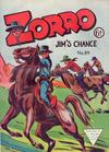 Cover for Zorro (L. Miller & Son, 1952 series) #89