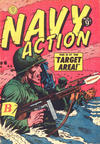 Cover for Navy Action (Horwitz, 1954 ? series) #5
