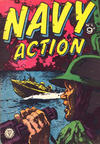 Cover for Navy Action (Horwitz, 1954 ? series) #6