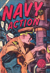 Cover for Navy Action (Horwitz, 1954 ? series) #10