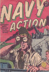 Cover for Navy Action (Horwitz, 1954 ? series) #13