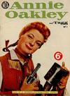 Cover for Annie Oakley and Tagg (World Distributors, 1955 series) #1