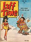 Cover for Laff Time (Prize, 1963 ? series) #January 1966