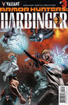 Cover for Armor Hunters: Harbinger (Valiant Entertainment, 2014 series) #3 [Cover A - Lewis LaRosa]