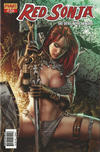 Cover Thumbnail for Red Sonja (2005 series) #61 [Cover B]