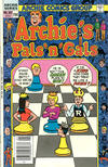 Cover for Archie's Pals 'n' Gals (Archie, 1952 series) #162
