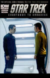 Cover for Star Trek Countdown to Darkness (IDW, 2013 series) #4 [Cover B Photo Cover]