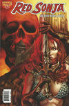 Cover Thumbnail for Red Sonja (2005 series) #62 [Cover B]