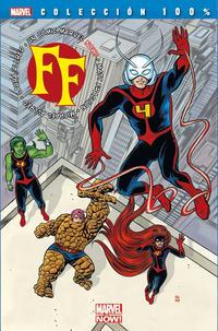 Cover Thumbnail for 100% Marvel. FF (Panini España, 2013 series) #1