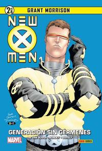 Cover Thumbnail for Coleccionable New X-Men (Panini España, 2014 series) #2