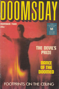 Cover Thumbnail for Doomsday (K. G. Murray, 1972 series) #2