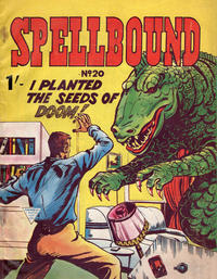Cover Thumbnail for Spellbound (L. Miller & Son, 1960 ? series) #20