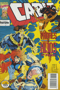 Cover Thumbnail for Cable (Planeta DeAgostini, 1994 series) #8