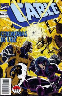 Cover Thumbnail for Cable (Planeta DeAgostini, 1994 series) #16