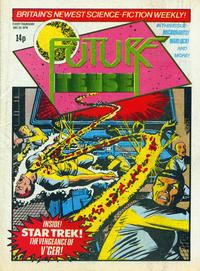 Cover Thumbnail for Future Tense (Marvel UK, 1980 series) #8
