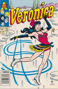 Cover Thumbnail for Veronica (Archie, 1989 series) #26 [Newsstand]