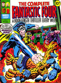 Cover Thumbnail for The Complete Fantastic Four (Marvel UK, 1977 series) #7
