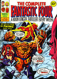 Cover Thumbnail for The Complete Fantastic Four (Marvel UK, 1977 series) #14