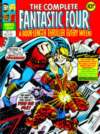 Cover Thumbnail for The Complete Fantastic Four (Marvel UK, 1977 series) #32