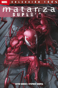 Cover Thumbnail for 100% Marvel. Matanza Superior (Panini España, 2014 series)