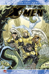 Cover Thumbnail for 100% Marvel: X-Men: Primera Clase (Panini España, 2008 series) #4