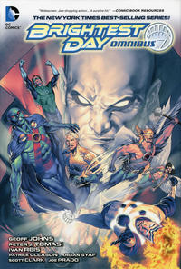 Cover Thumbnail for Brightest Day Omnibus (DC, 2014 series)