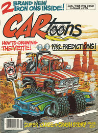 Cover Thumbnail for CARtoons (Petersen Publishing, 1961 series) #[124]
