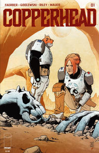 Cover Thumbnail for Copperhead (Image, 2014 series) #1