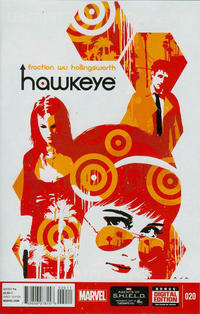 Cover Thumbnail for Hawkeye (Marvel, 2012 series) #20