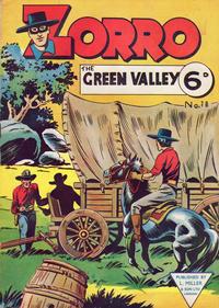 Cover Thumbnail for Zorro (L. Miller & Son, 1952 series) #78
