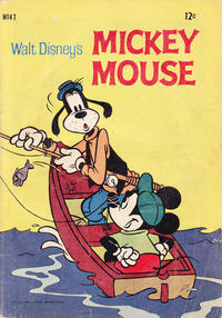 Cover Thumbnail for Walt Disney's Mickey Mouse (W. G. Publications; Wogan Publications, 1956 series) #147